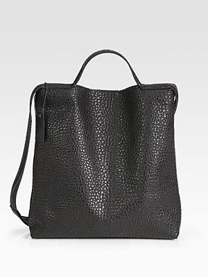 Maison Martin Margiela MM6 - Square Tote Bag - Saks.com tagged at Saks Fifth Avenue