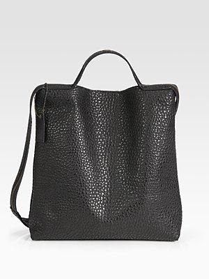 // Margiela: Squares Totes, Black Bags, Margiela Mm6, Totes Bags, Square Totes, Martinmargiela, Tote Bags, Leather Bags, Maison Martin Margiela