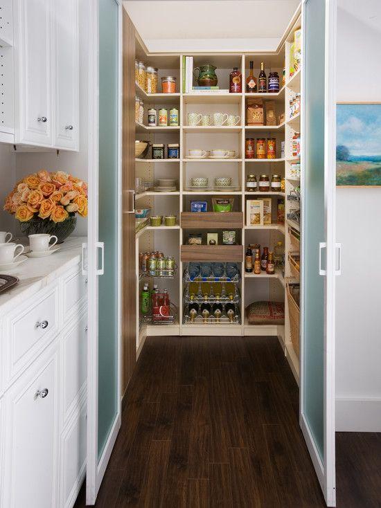 Kitchen storage: 10 Cool Kitchen Pantry Design Ideas
