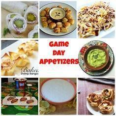 15 fabulous Game Day 15 fabulous Game Day Appetizers Recipe :...  15 fabulous Game Day 15 fabulous Game Day Appetizers Recipe : http://ift.tt/1hGiZgA And @ItsNutella  http://ift.tt/2v8iUYW