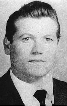 "Bernardo Provenzano (Italian pronunciation: [berˈnardo provenˈtsaːno]; born January 31, 1933 in Corleone, Sicily) is a member of the Sicilian Mafia (Cosa Nostra) and is suspected of having been the head of the Corleonesi, a Mafia faction that originated in the town of Corleone, and de facto capo di tutti capi (boss of bosses) of the entire Sicilian Mafia until his arrest in 2006. His nickname is Binnu u tratturi (Sicilian for ""Binnie the tractor"") because, in the words of one informant, ""he…"