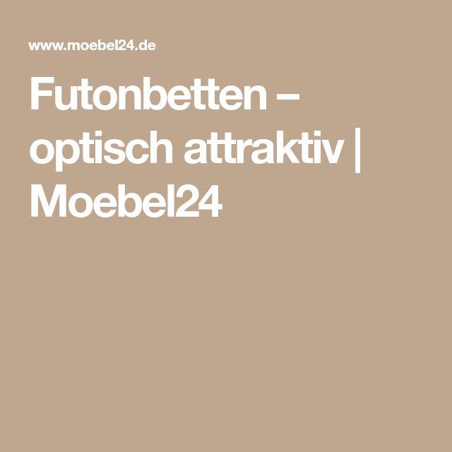 Futonbetten – optisch attraktiv | Moebel24