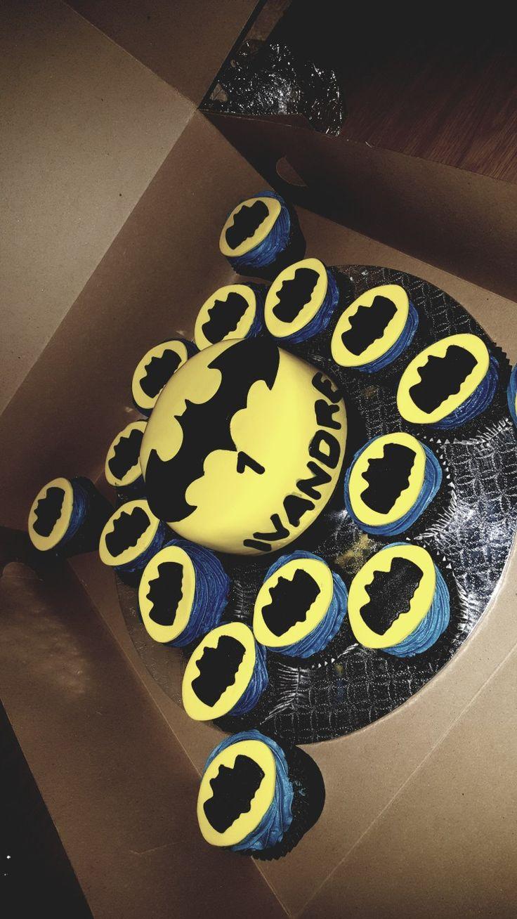 batman 1st bday