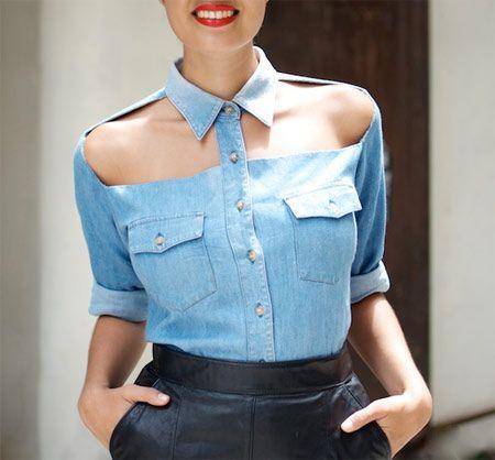 Jeans | Customização de Roupas, Acessórios e Objetos de Decoração - Customizando.net
