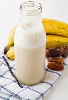 Γάλα Μπανάνας   Vegan & Νόστιμο