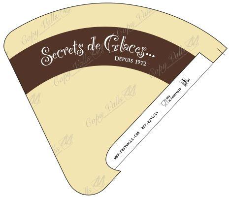 Secrets de Glaces. Francia