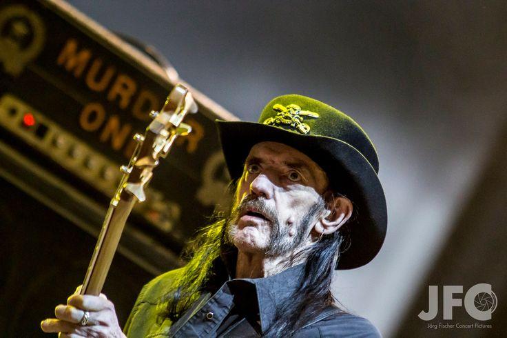 Motörhead - Berlin 2015」  Jörg Fischer