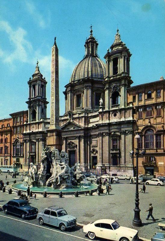 Рим, Пьяцца Навона