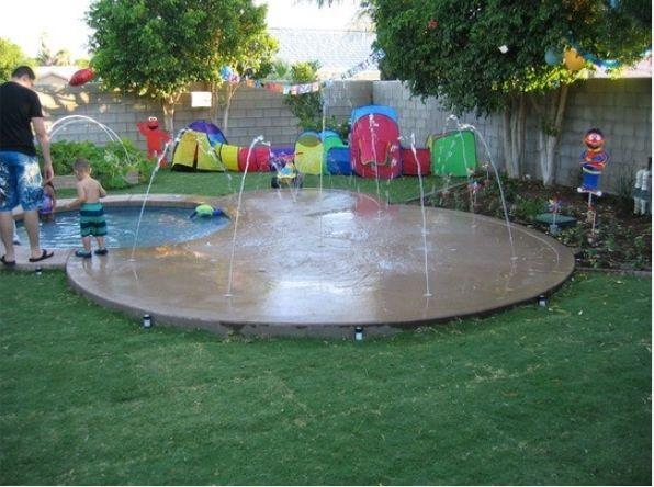 "Eco friendly ""pool"""