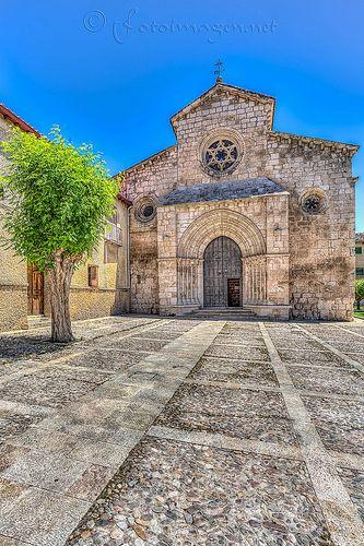 Iglesia Románica de San Felipe (Brihuega) Guadalajara