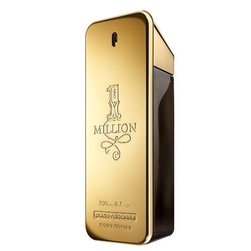 Epoca - 1 Million Paco Rabanne - Perfume Masculino - Eau de Toilette - 200ml - R$395