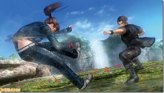 Dead Or Alive 5 Ultimate Screens Bring Ein And Virtua Fighter's ...