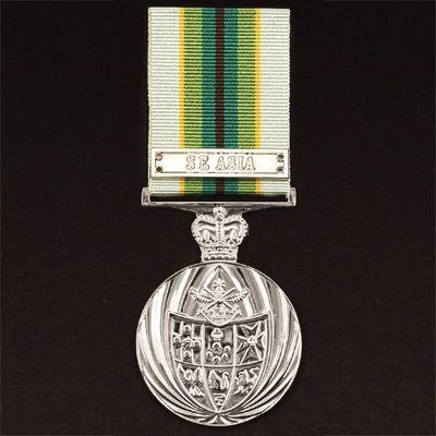 Australian Service Medal 75+