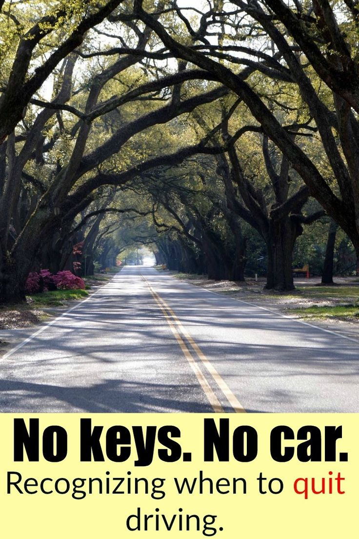 Kids grandkids helping elders give up the car keys