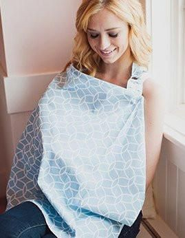 Sloane Udder Cover from Baby Bump Love LLC