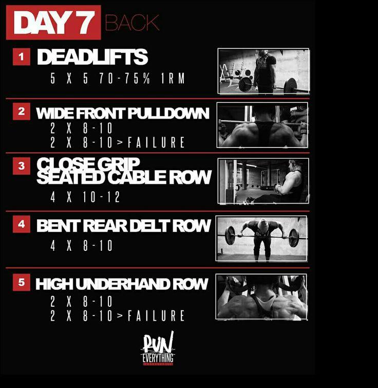 Dana Linn Bailey 28 day program day 7