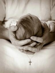 Baby Baptism photo idea
