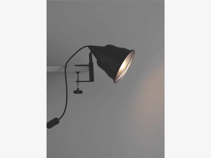 Photographic black metal black metal clamp desk lamp habitatuk