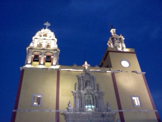 Basilica de Ntra. Señora de Guanajuato-Mex