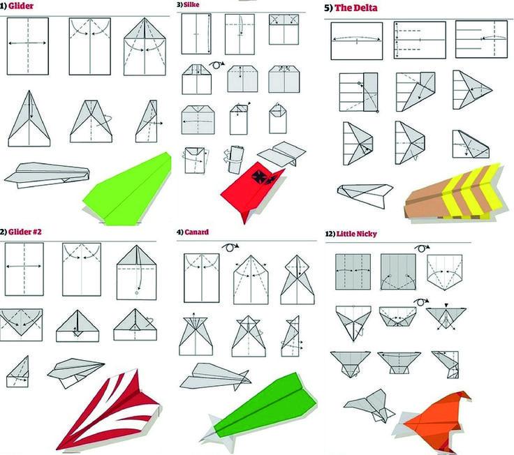 avion en papier origami facile origami for kids pinterest see more ideas about origami. Black Bedroom Furniture Sets. Home Design Ideas