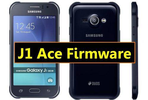 Samsung J1 Ace (SM-J110H) Firmware Rom | Smartphone Firmware