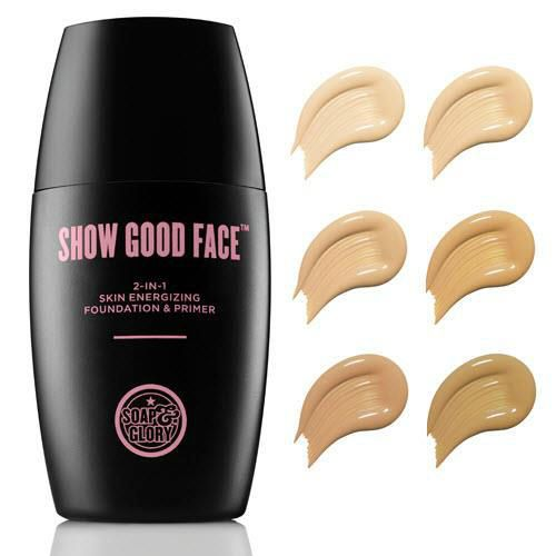 Soap & Glory Show Good Face 2-In 1 Foundation & Primer