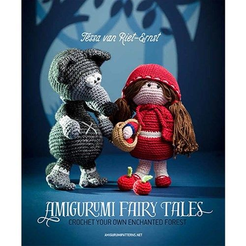 Amigurumi Fairy Tales Free : 17 Best images about Verlanglijstje on Pinterest Scary ...