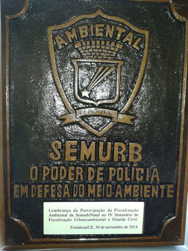 30/11/14 - 2º dia IV SEMINÁRIO DE FISCALIZAÇÃO URBANO AMBIENTAL E GUARDA CIVIL MUNICIPAL SEDE FORTALEZA-CE e o III Encontro Regional de Fiscais Urbanísticos, Ambientais e Guardas Municipais.