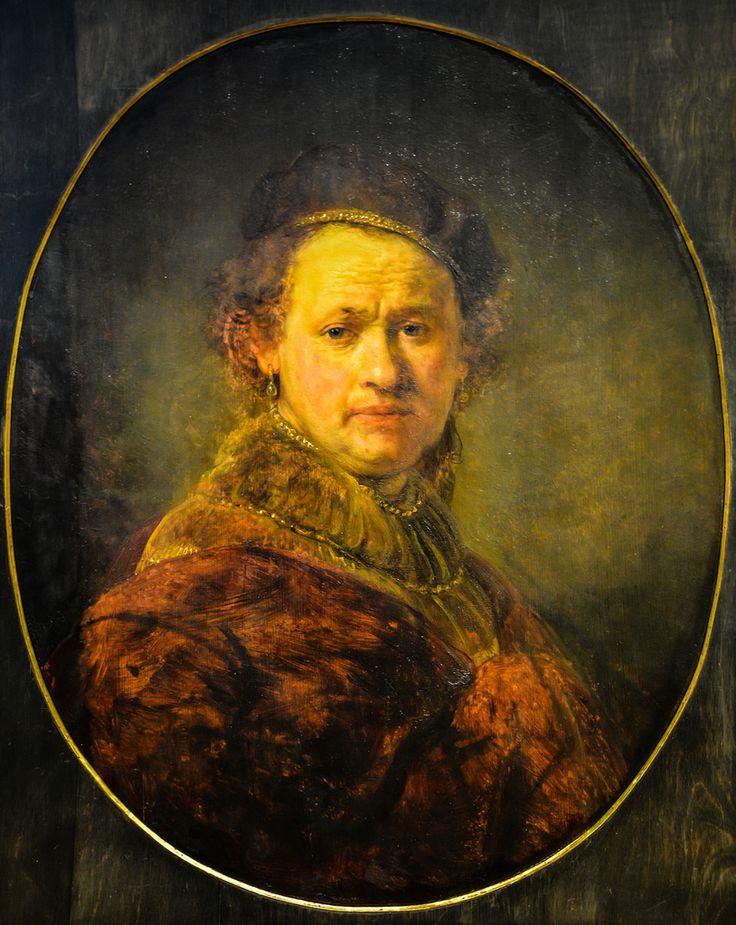 Rembrandt... staatliche museum Karlsruhe