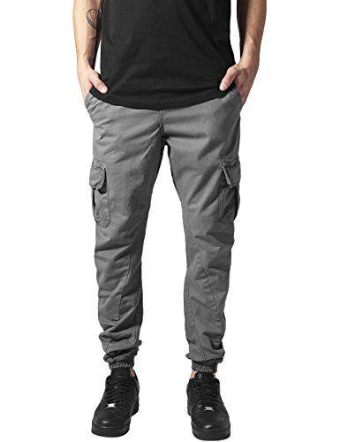 4053838118290 | #Urban #Classics #Herren #Hose #Cargo #Jogging #Pants, #Grau #(Darkgrey #94), #W30 #(Herstellergröße: #S)