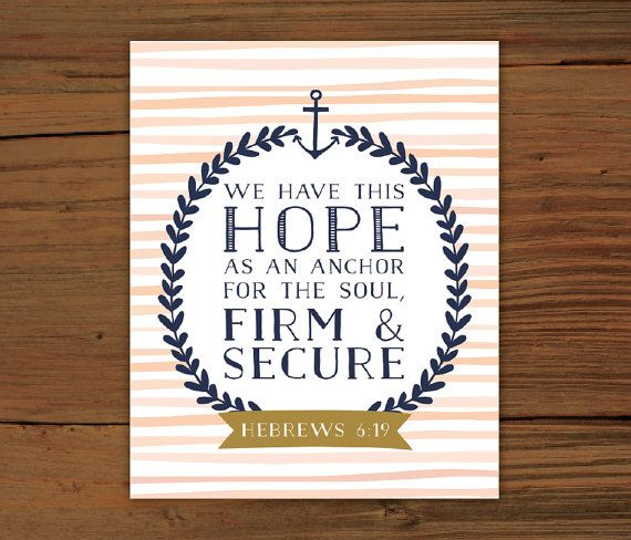 Hey, I found this really awesome Etsy listing at https://www.etsy.com/listing/181619277/hebrews-619-8x10-poster-print