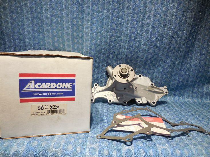 1986-1997 Ford Aerostar Ranger B3000 NORS Water Pump # 58-342 #Cardone