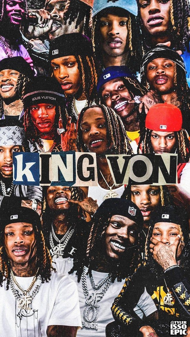 Cool Wallpapers King Von
