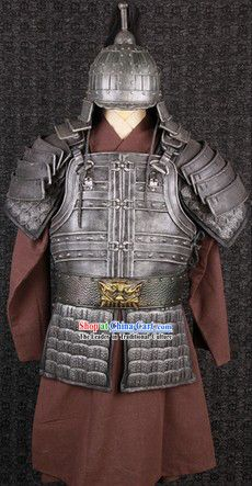 Ancient Chinese Film Costumes General Armor Clothes and ...