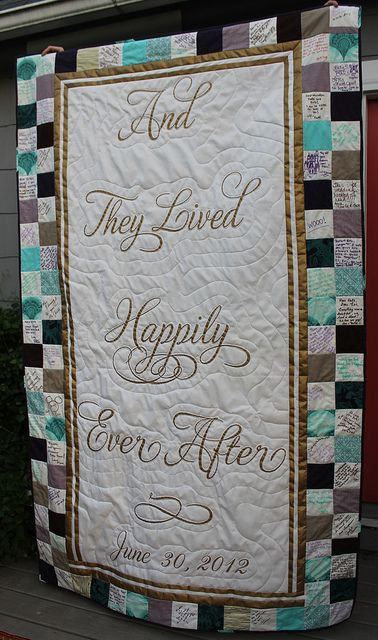 wedding quilt patterns that guests sign | Recent Photos The Commons Getty Collection Galleries World Map App ...