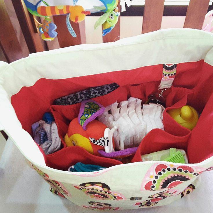 Nappy bag for Jacob