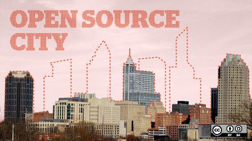 Five characteristics of an open source city | opensource.com