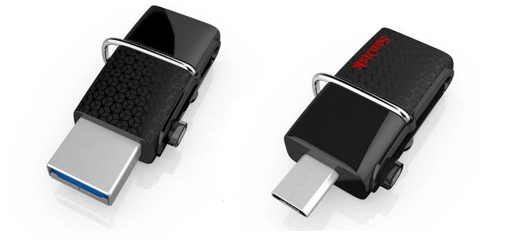 Clé USB 3.0 à Double Connectique Sandisk Ultra 32Go à 12.99 http://ift.tt/2oQeGn4 Bon Plan - Rosty Les Bons Tuyaux