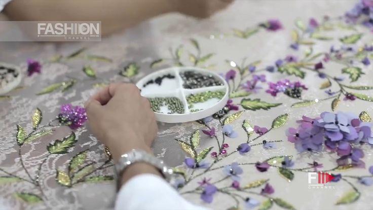 GEORGES HOBEIKA - Mains précieuses Haute Couture Autumn Winter 2016-17