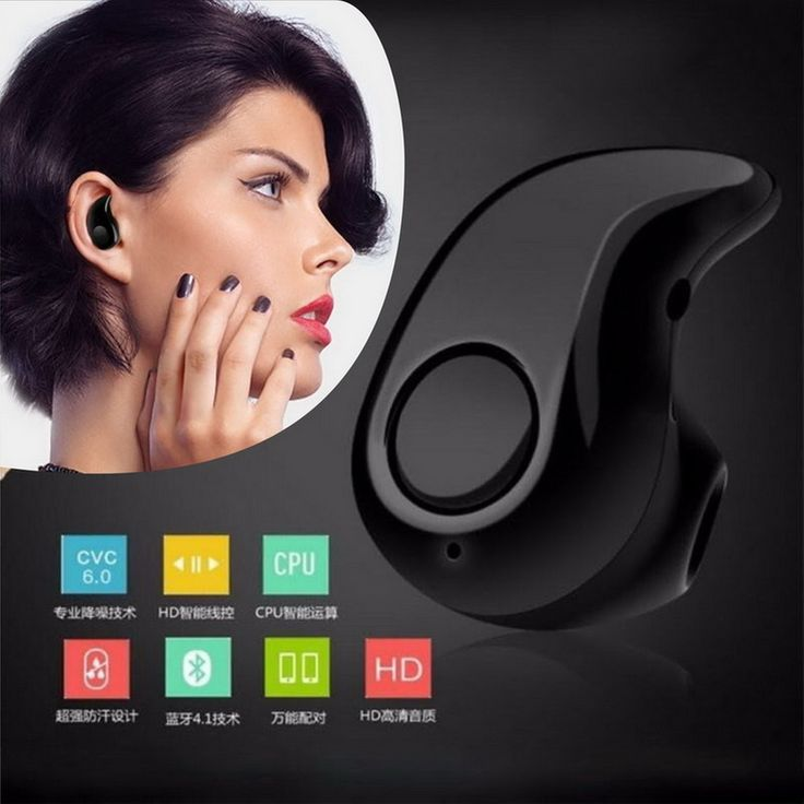 Mini Wireless Earpiece Bluetooth Earphone Auriculares Cordless Headphone Blutooth Stereo Handsfree ear Headset For Phone iPhone