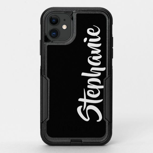 Choose Color Iphone 11 Otterbox Custom Zazzle Com Iphone Iphone 11 Custom Case