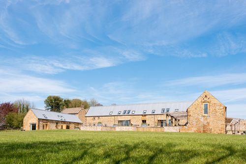 Tew Farmhouse and Barns  | The Rooflight Company