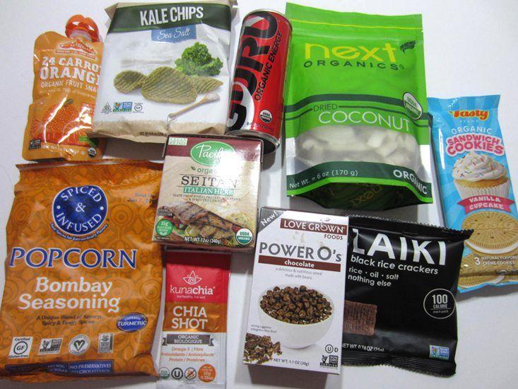 Vegan Cuts Snack Box Subscription Review – June 2016 - Check out our review of the June 2016 Vegan Cuts Snack Box Subscription!