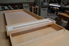 Picture of Plane your wood slabs with a Planing Sled that you build – Woodworking Jigs
