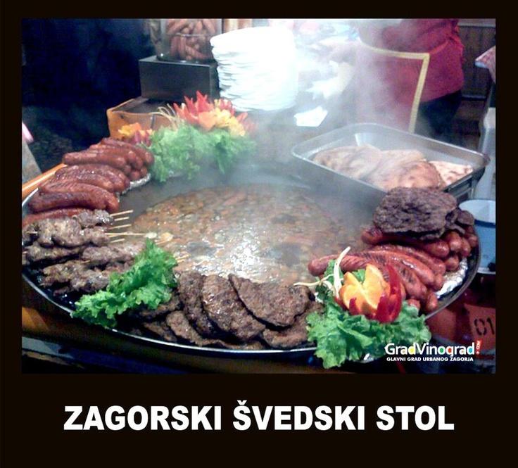 Zagorski Švedski Stol