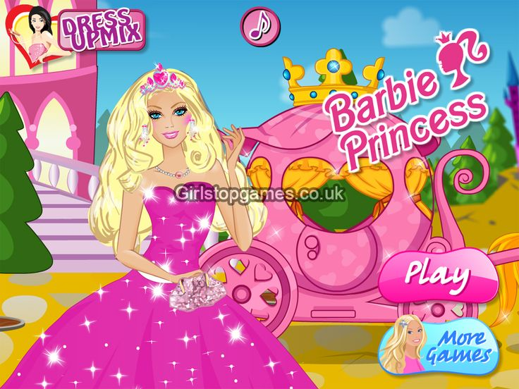 You can Online Play Barbie Toy Kingdom Princess Dress Up Game Free at Girlstopgames.co.uk. Will you become her royal style adviser? Best of luck for Barbie Toy Kingdom Princess Dress Up Game!!