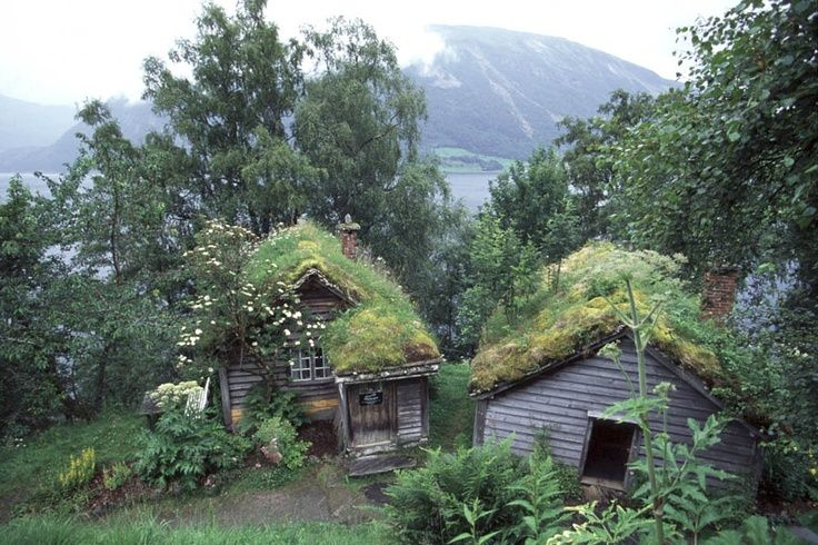 astrup norway | From the old home of a Norwegian painter, Nikolai Astrup, now serving ...