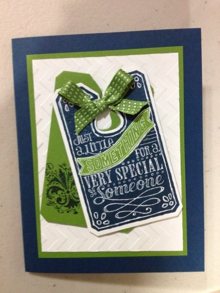 Chalk Talk by MrsSherry - Cards and Paper Crafts at Splitcoaststampers