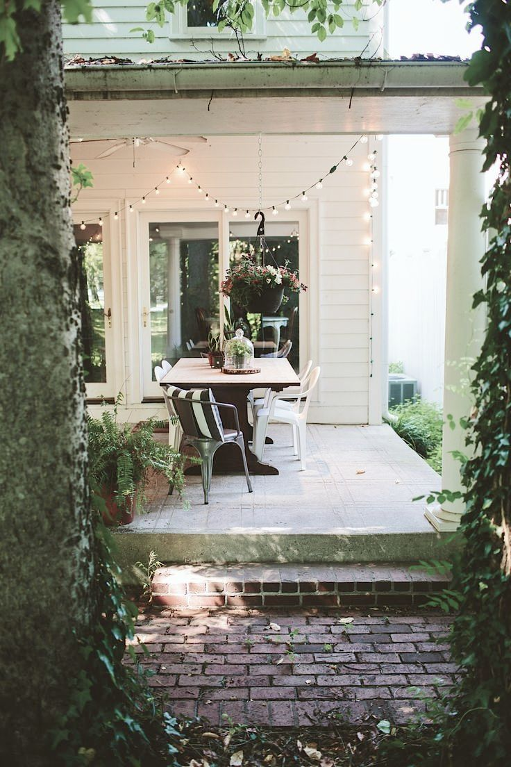 Best String Lights For Porch : 17 Best ideas about Porch String Lights on Pinterest Patio string lights, String lights ...