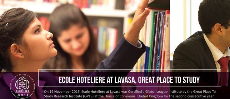 Pursue career in hotel management with Ecole lavasa the best hospitality mangement institutes in India. Ecole offers different future proof programs to craft leaders of tomorrow. http://designspiration.net/ecolelavasa